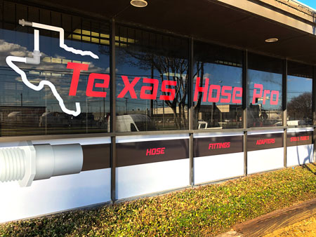 Texas Hose Pro Hydraulic Parts Inventory